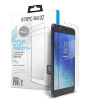 Samsung Galaxy J7 (2018) BodyGuardz® Pure® 2 Premium Glass Screen Protector
