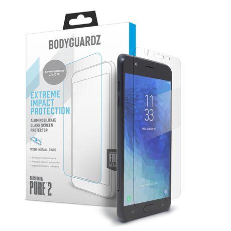 BodyGuardz Pure 2 Glass for Samsung Galaxy J7 (2018), , large