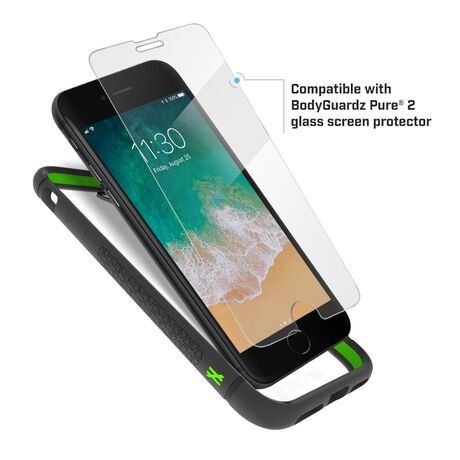 BodyGuardz Contact® Case with Unequal Technology for Apple iPhone 7s, , large