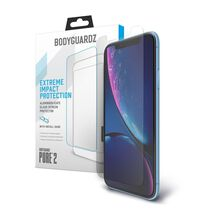 Apple iPhone Xr BodyGuardz® Pure® 2 Premium Glass Screen Protector
