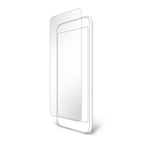 LG Fortune 2 BodyGuardz Pure® 2 Premium Glass Screen Protector
