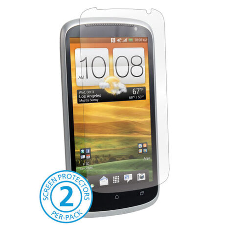 UltraTough Clear ScreenGuardz (Wet Apply) for HTC One VX, , large