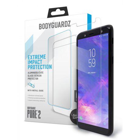 BodyGuardz Pure 2 Glass for Samsung Galaxy A6, , large