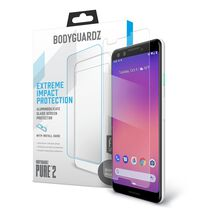 Google Pixel 3 BodyGuardz® Pure® 2 Premium Glass Screen Protector