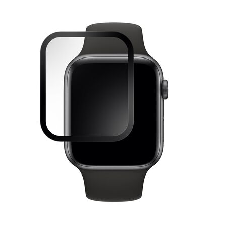 BodyGuardz PRTX Synthetic Glass for Apple Watch Series 5 (44mm), , large