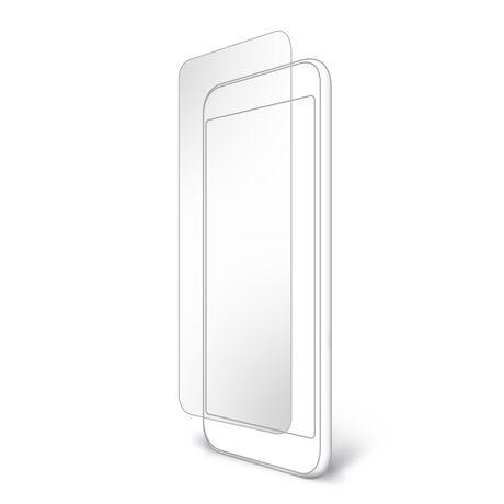 LG Aristo 2 BodyGuardz Pure® 2 Premium Glass Screen Protector, , large