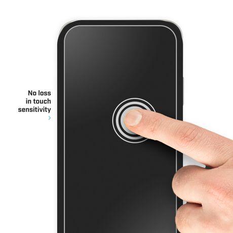 LG Tribute Dynasty BodyGuardz Pure® 2 Premium Glass Screen Protector