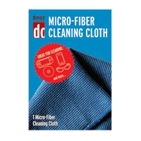 Device Outfitters Micro-Fiber Cleaning Cloth, , large