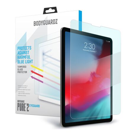 "Apple iPad Pro 11"" (3rd Gen) Pure® 2 EyeGuard Blue Light Glass Screen Protector, , large"