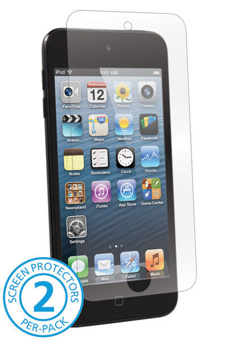 HD Anti-glare ScreenGuardz for Apple iPod Touch 5th Gen - 16GB / 6th Gen, , large