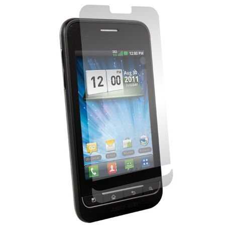 Classic Clear ScreenGuardz for LG AS680, , large