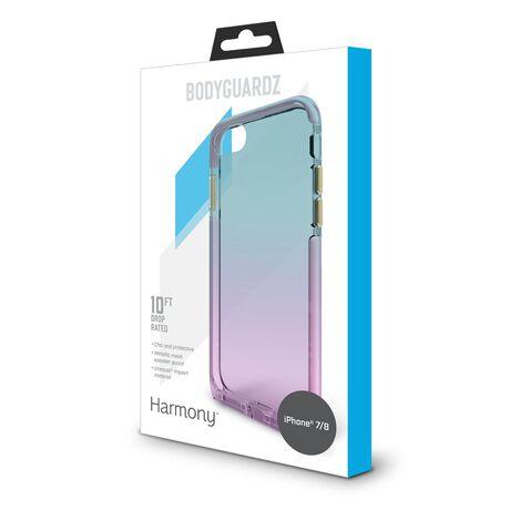 BodyGuardz Harmony Case featuring Unequal (Unicorn) for Apple iPhone 8 / iPhone 7, , large