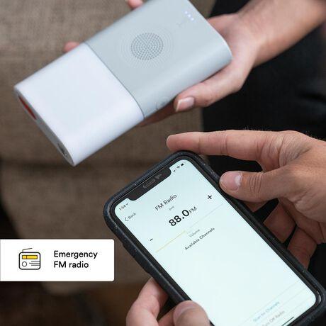 BodyGuardz Portable 5-in-1 Emergency Hub (Gray), , large