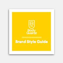 BodyGuardz Brand Guidelines