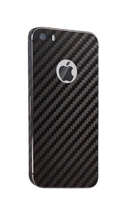 iphone 5/5s carbon fiber phone skins