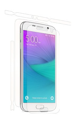 UltraTough® clear phone and tablet skins for Galaxy S6