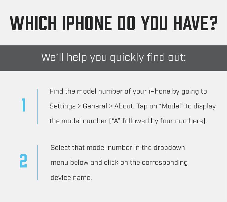 Apple iPhones | BodyGuardz