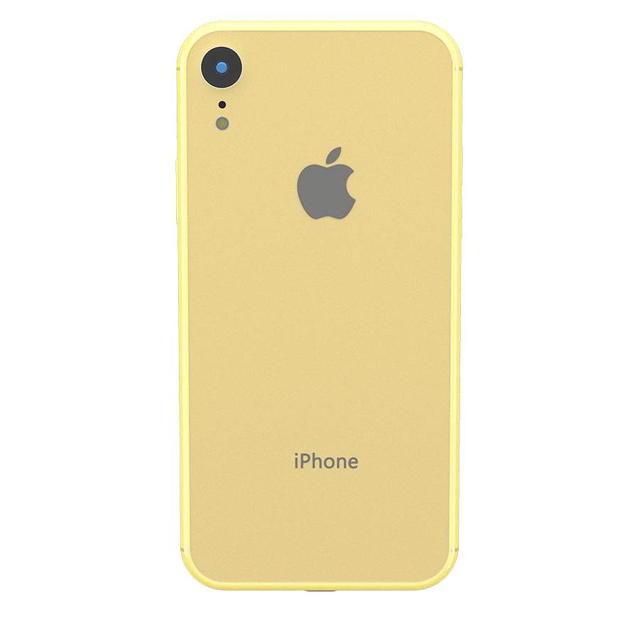 iPhone Xr Yellow
