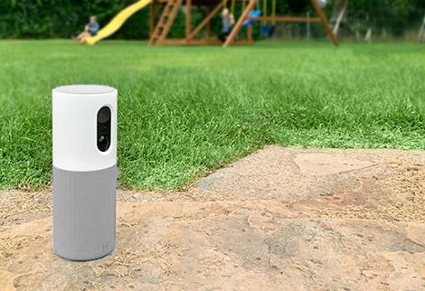 Portable 360º Security Camera
