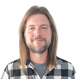 Author Marcus Pickett