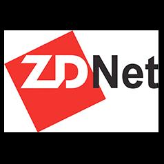 ZD Net logo