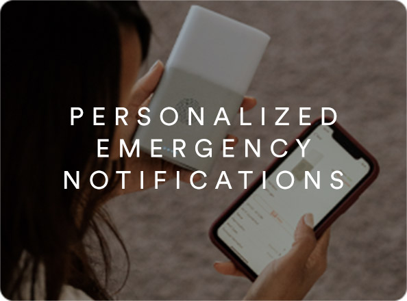 Personalized Emergency Notifications