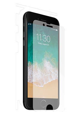 UltraTough® clear phone and tablet skins for iPhone 8 Plus