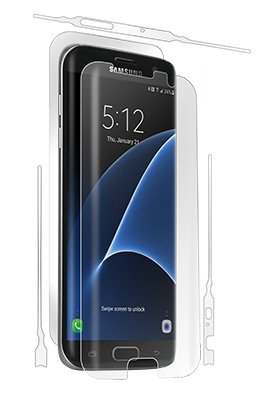 UltraTough® clear phone and tablet skins for Galaxy S7 Edge