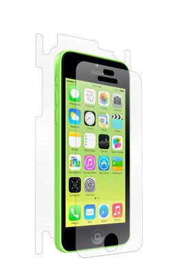 UltraTough® clear phone and tablet skins for iPhone 5c