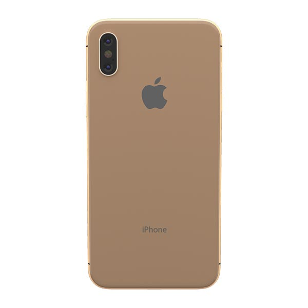 iPhone X/Xs Gold