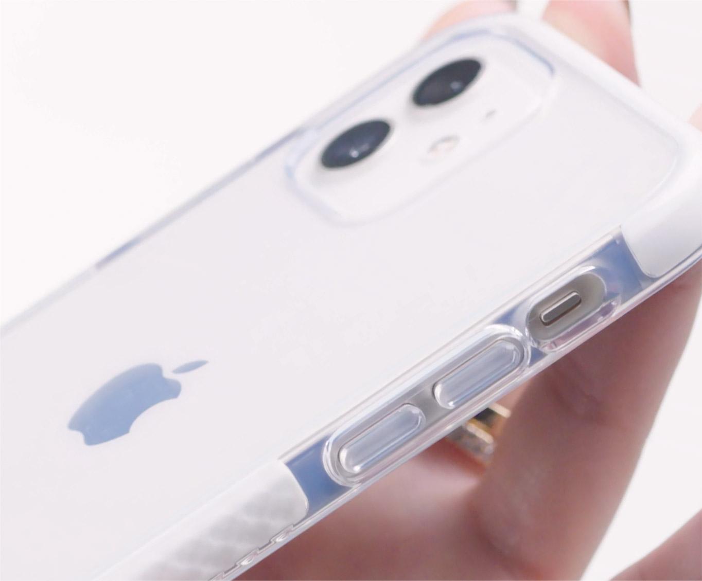 detailed image of BodyGuardz phone case.