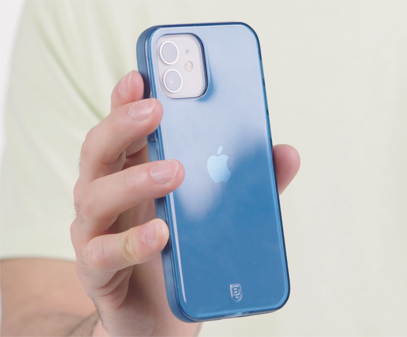BodyGuardz phone case showing off our bold protection.