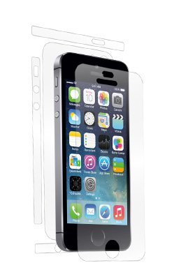 UltraTough® clear phone and tablet skins for iPhone 5s
