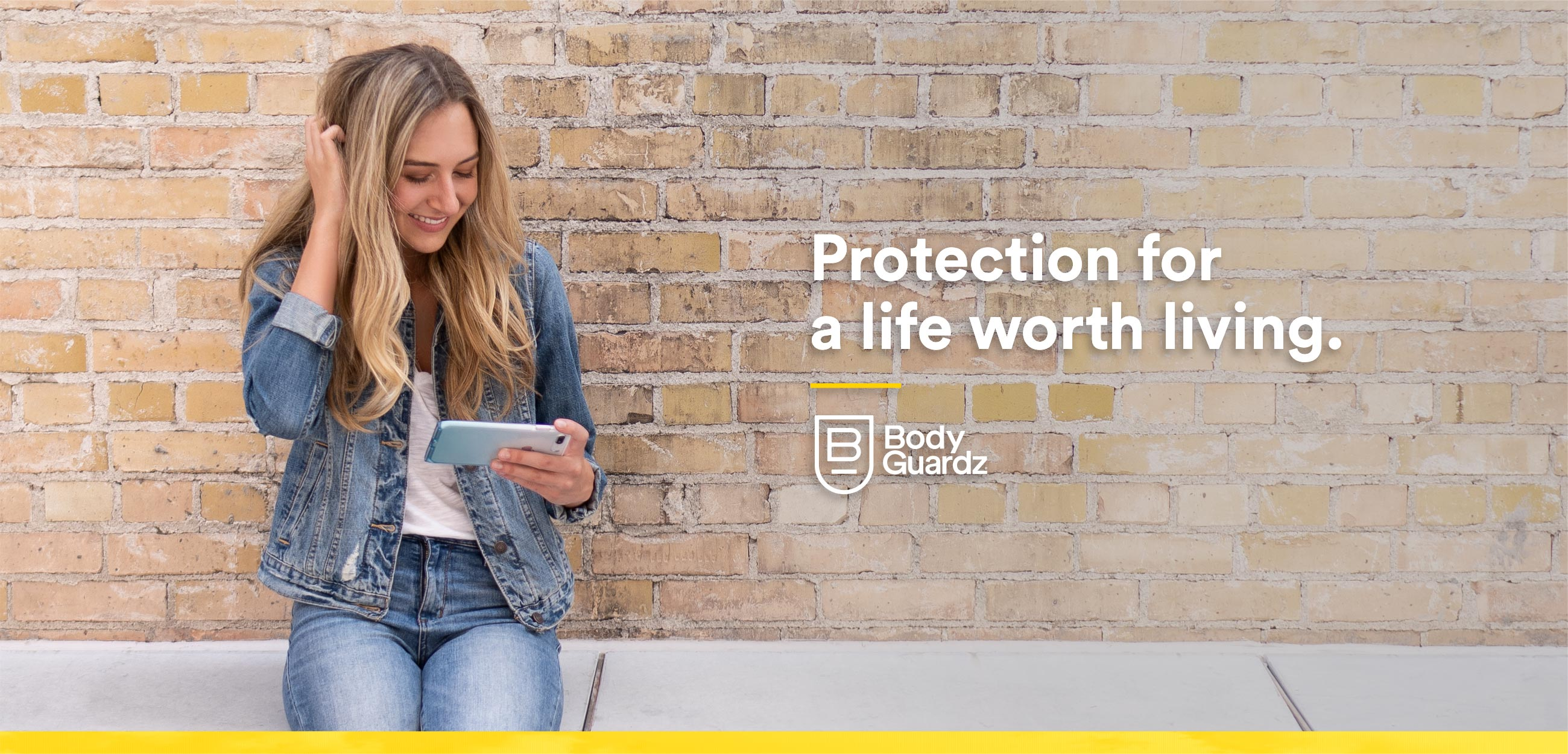 Protection For A Life Worth Living.