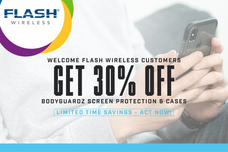 Flash Wireless Main Banner