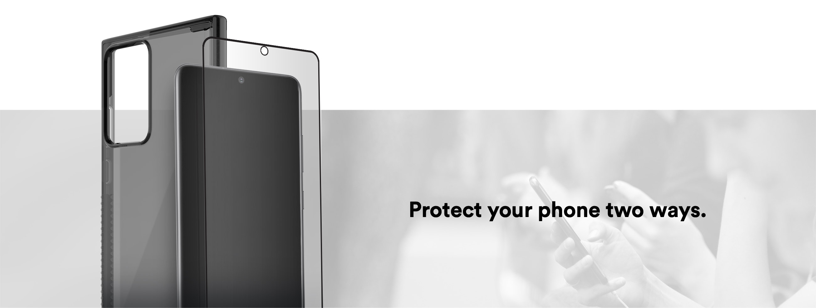 Protect your phone with cases and screen protectors from BodyGuardz