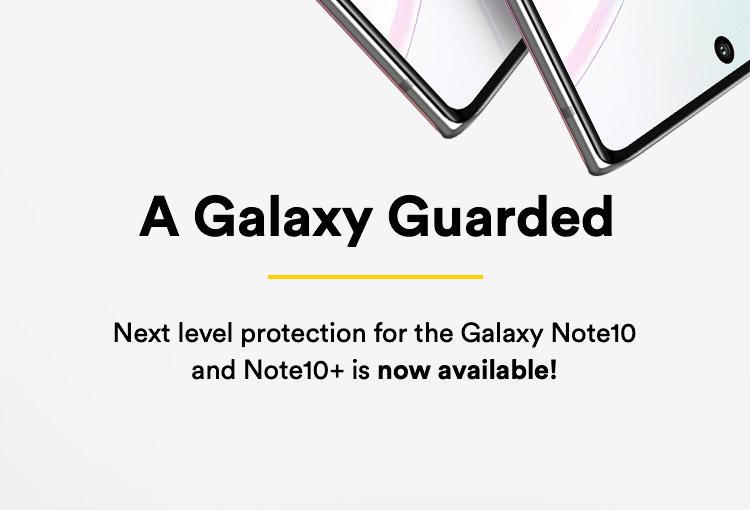Galaxy Note10 Main Banner