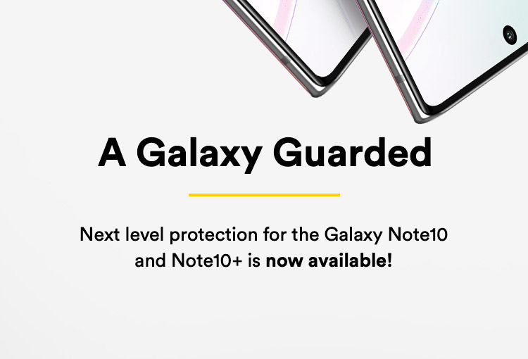 Galaxy Note10 Main Banner