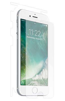 UltraTough® clear phone and tablet skins for iPhone 7 Plus