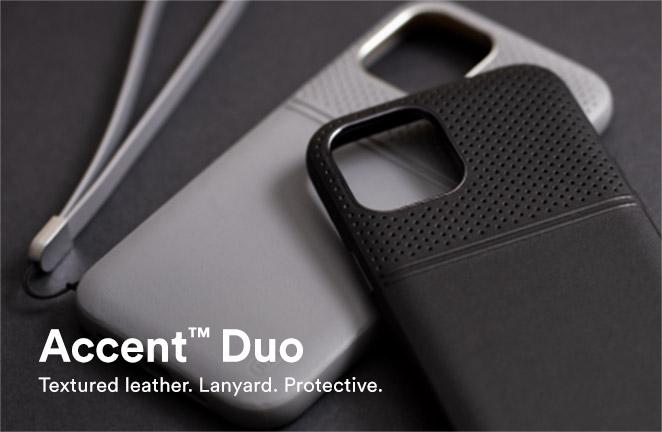 Accent Duo Cases