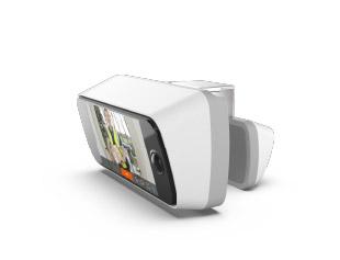 Portable Door Cover Security Camera