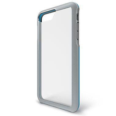 gray blue Trainr workout phone cover