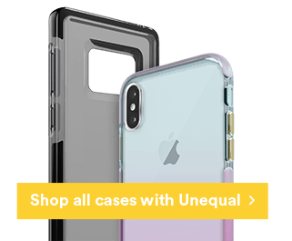 Shop all phone cases with unequal protection