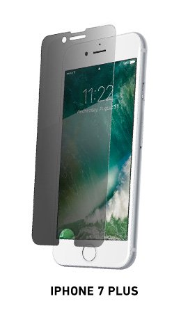 Spyglass privacy phone screen protector for iPhone 7 Plus