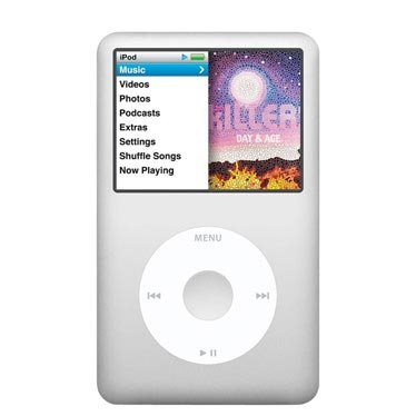 iPod Classic 80/120 Cases, Clear Screen Protectors, Covers & Skins
