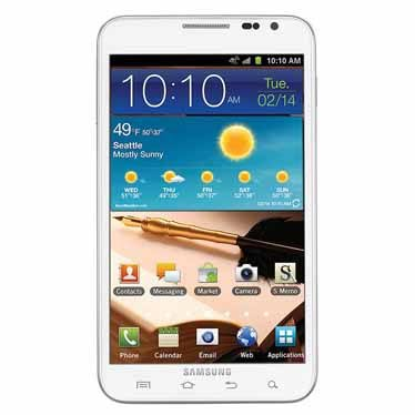 Galaxy Note SGH-i717 Screen Protectors