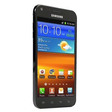 Galaxy S II Epic 4G Touch Screen Protectors